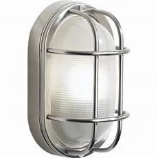 stainless steel ip44 garden wall light nautical bulkhead