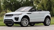 Drive 2017 Land Rover Range Rover Evoque Convertible