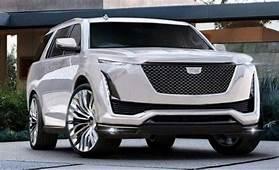 2020 Cadillac Escalade Interior Concept Price Release