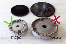 pulire piano cottura acciaio come pulire il piano cottura