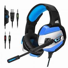 Onikuma Headphones Gaming Headset Noise Cancelling by Onikuma K5 Ps4 Gaming Headset 3d Surround Stereo