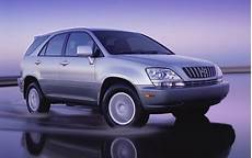 Lexus Rx 300 Review Research New Used Lexus Rx 300
