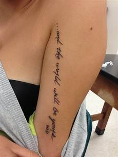110 short inspirational tattoo quotes ideas with pictures