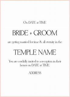 Wedding Engagement Invitation Wording