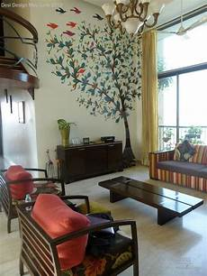 Home Decor Ideas For Small Indian Homes by Indian Handicrafts Baaya Design By Shibani Jain Interior