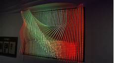 blog clear acrylic sculptural led 3d wall panel by texturedsurface