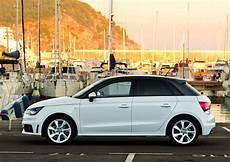 New Audi A1 Sportback