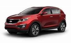 Kia Sportage Curb Weight By Years And Trims