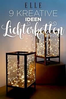 dekorieren mit lichterketten 9 geniale lichterketten weihnachtsdeko ideen