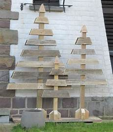 Wooden Trees Diy Recycle Inspiration