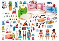 playmobil set 9078 shopping plaza klickypedia