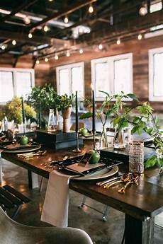 mid century mid century modern wedding inspiration black wedding