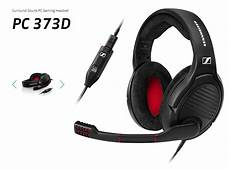 Sennheiser Pc 373d True Successor Of Pc 363d Gaming Headset