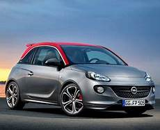 2015 opel adam s car specifications auto technical data