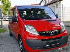 2008 opel vivaro 2 0 cdti westfalia air 4 car