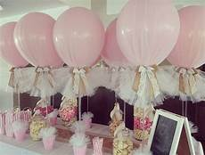 chic tulle balloons for your bridal shower arabia weddings