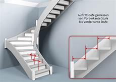Treppenberechnung 1 2 Rechts Gewendelte Treppe Mit
