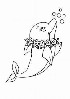 ausmalbilder delfine 03 ausmalbilder tiere