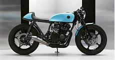 Mixing It Up A Suzuki Gs 550 Cafe Racer From Poland