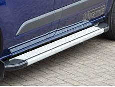 Vw T5 T6 Transporter Silver Side Step Running Board Vanstyle