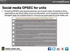 opsec level 1 the question word that describes a time us army opsec level 1 training