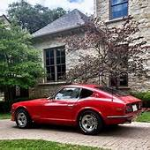 1971 Datsun 240z With New ROTA RB Wheels Forumshybridz