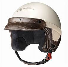 vintage helme fahrerhelme im retro style sind chic