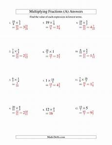 decimal simplification worksheets 7290 multiplying and simplifying fractions with some whole numbers all