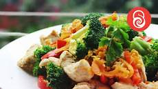 easy chicken vegetable mix healthy recipes youtube