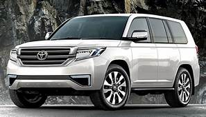 Toyota Land Cruiser 300 Series To Be Revealed In August