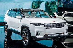 2020 Jeep Cherokee Limited Redesign Colors Changes