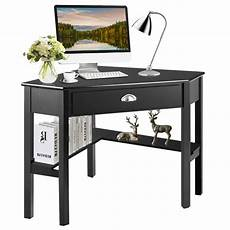 walmart home office furniture costway corner computer desk laptop writing table wood