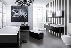 Modern Black And White Bathroom Design From Noken Digsdigs
