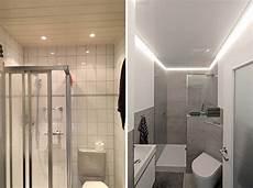 Decke Im Badezimmer - decke led stripes im badezimmer plameco decken est 1982