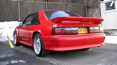 1993 mustang 1993 mustang gt 5 0 for sale sold youtube