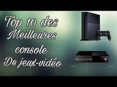 top 10 des meilleur console de jeux