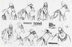 character and creature design notes sheets 101 part 1