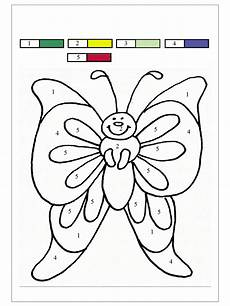 color by number worksheets butterfly 16083 color by number for preschoolers 187 butterfly color by number coloring home