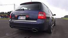 audi rs6 c5 audi rs6 avant c5 4 2l v8 biturbo exhaust sounds