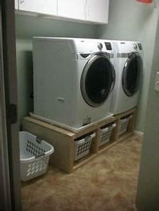 Podest F 252 R Waschmaschine Und Trockner Im Hwr