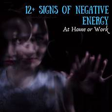 12 signs of negative energy in a house or workplace what