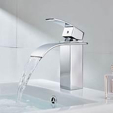 rubinetti lavabo bagno cromato rubinetto a cascata miscelatore lavabo bagno
