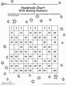 hundreds chart skip counting worksheets 11898 hundreds chart with missing numbers worksheet education