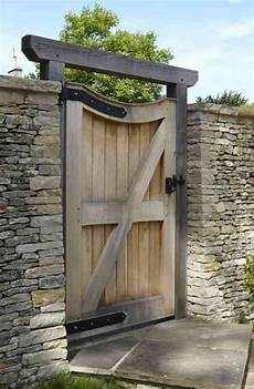 porte de jardin en bois la porte de jardin moderne en 50 exemples bricolage