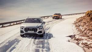 2019 Audi Q8 Priced From $68395 Rivals BMW X6 And