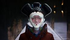 Ghost In The Shell Geisha Polycount
