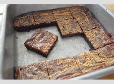 double peanut butter swirled brownies_image