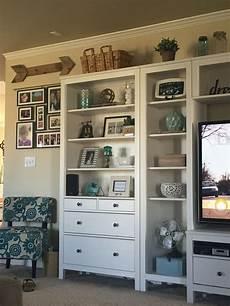 ikea hemnes entertainment center in living room home
