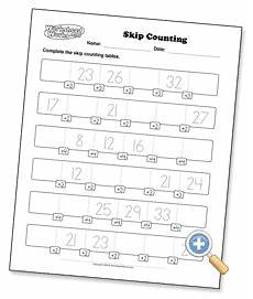 create skip counting worksheets 11897 awesome website allows you to create and custom your own worksheets how you want used