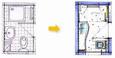 Kleines Bad Mit Dusche Grundriss - 3 4qm modernes komfort duschbad badezimmer in 2019